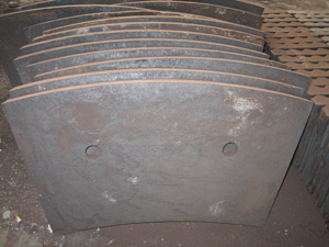 Fluidity and casting process of nodular cast iron